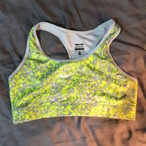 Nike sports bra - medium